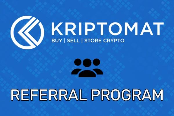 Kriptomat Referral Program Blog