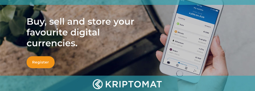 Introducing the New & Improved Kriptomat Website