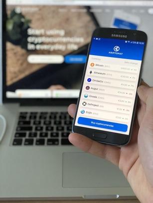 kriptomat mobile app beta