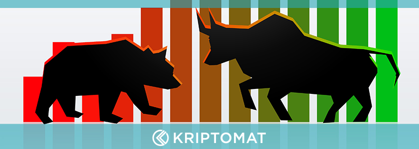 Kriptomat Bull and bear market