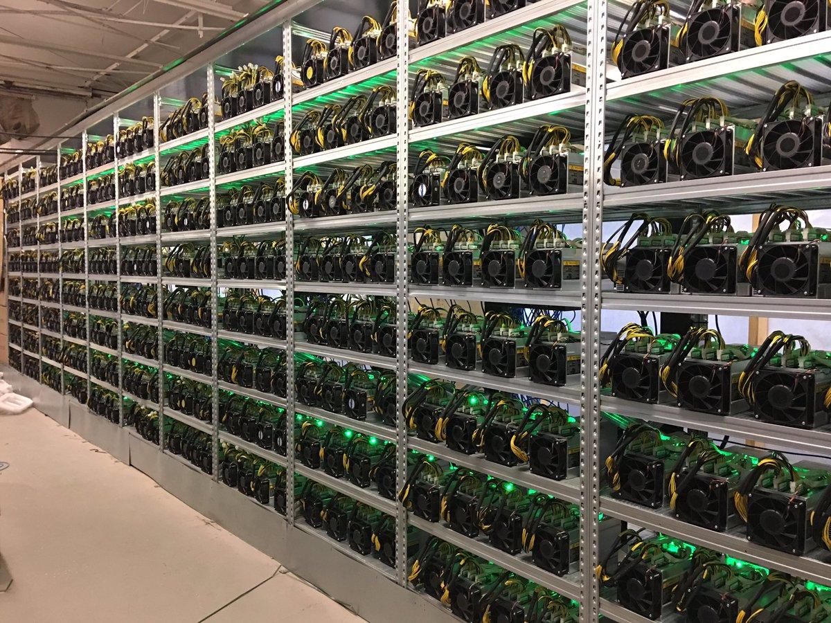 asic rudarjenje kriptovalut