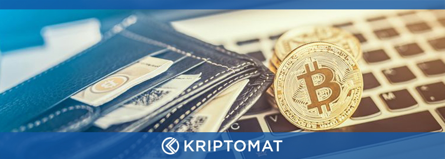 Bitcoin wallet kriptomat