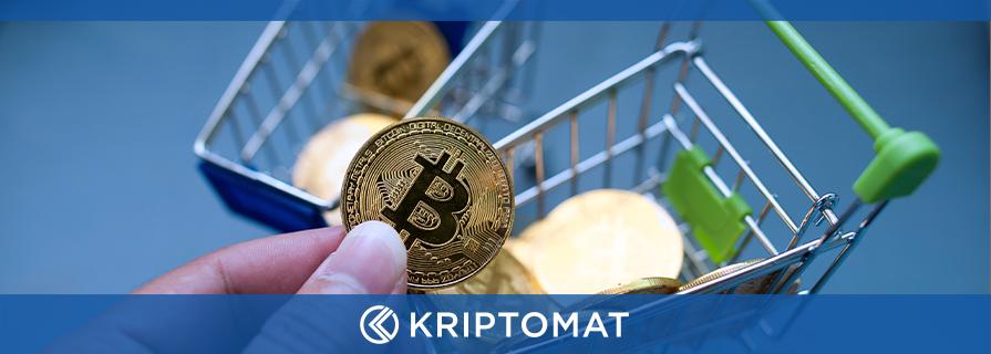Nakup in prodaja kriptovalut