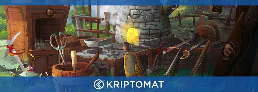 Announcing the Kriptomat Mint Portal for ERC1155 Assets