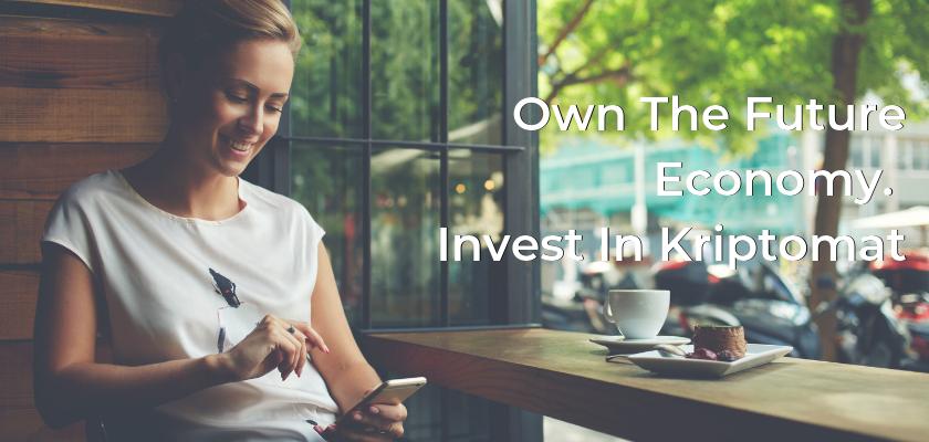 Que signifie l'acte d'investir dans Kriptomat Securities ?