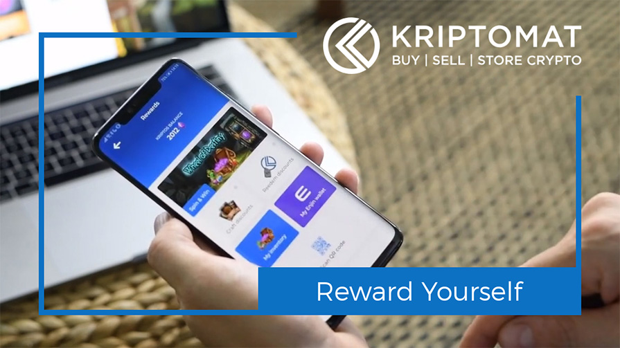 Kriptomat Mobile Rewards is LIVE—Offering 1 Million Prizes