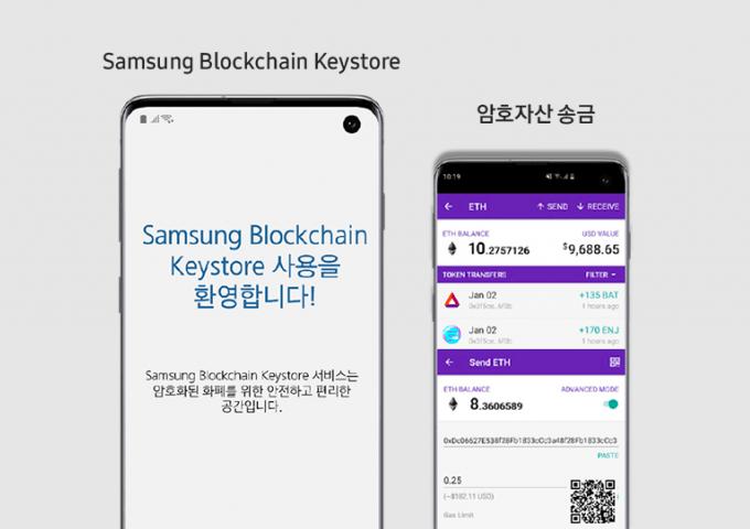 kriptomat-samsung-blockchain