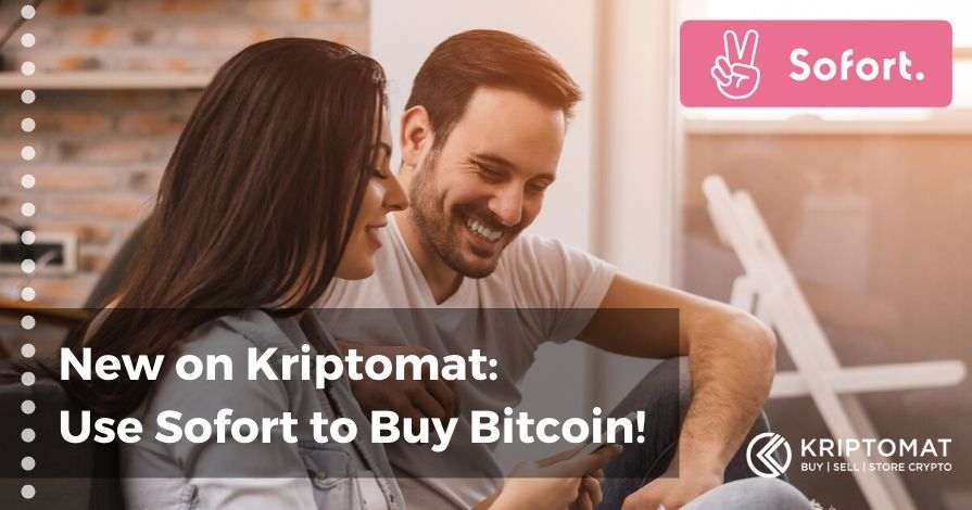 You Can Now Use Sofort to Buy Bitcoin