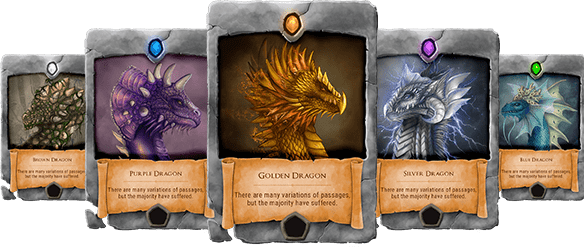 dragon riders of kriptomat cards