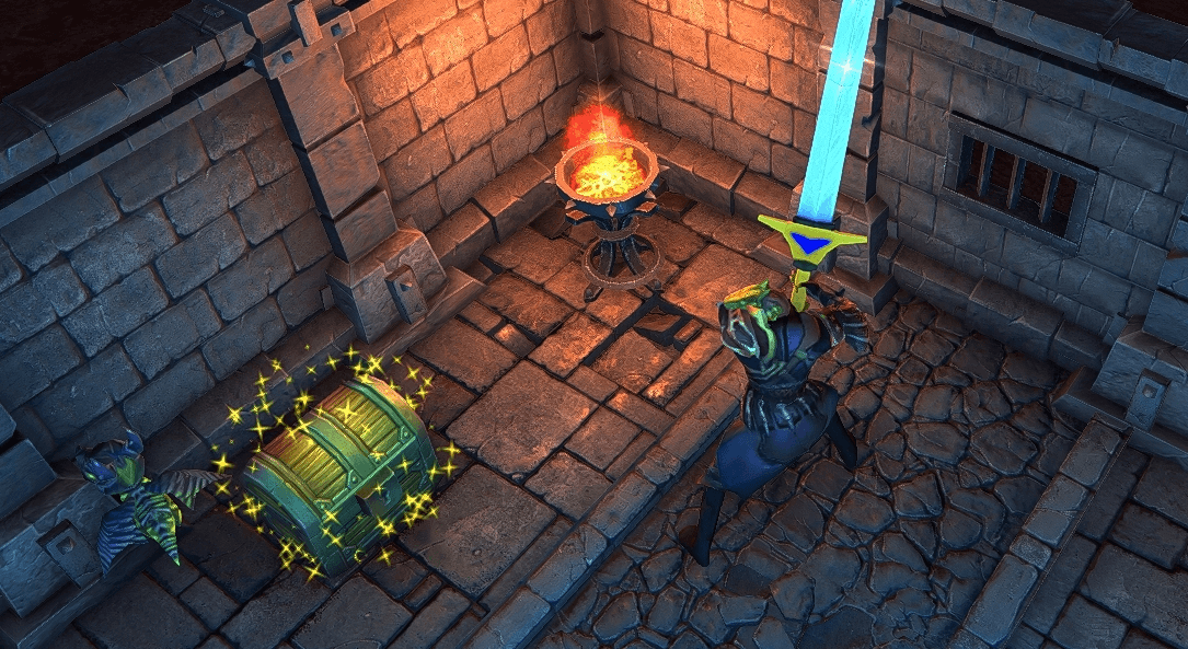 dainerys forgotten artifacts dungeon
