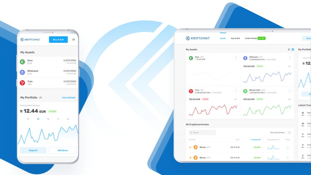 The New Cryptocurrency Experience Has Arrived!